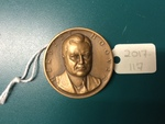 Hoover Coin by George Fox University Archives