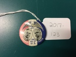 Hoover Pin by George Fox University Archives