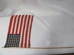 48-Star American Flag by George Fox University Archives