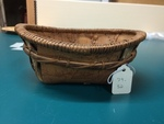 Birch Basket by George Fox University Archives