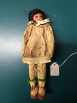 Eskimo Doll by George Fox University Archives