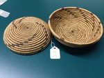 Woven Basket by George Fox University Archives