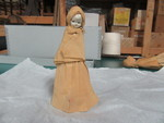 Quaker Doll Centerpiece by George Fox University Archives