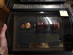Framed Korean Percussion Instruments by George Fox University Archives