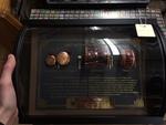 Framed Korean Percussion Instruments