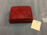 Decorative Red Box by George Fox University Archives