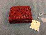 Decorative Red Box