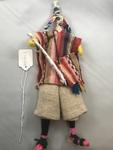 Aymara Man Doll