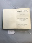 Small Hymnbook for the Aymara People by George Fox University Archives