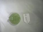 Jade green Buddha paperweight