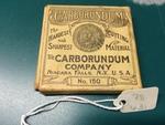 Carborundum Stone by George Fox University Archives