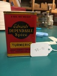 Turmeric (spice) by George Fox University Archives