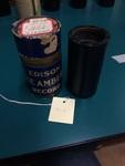 Edison cylinder record