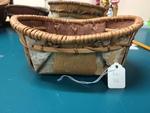 Birch Basket by George Fox University Archives