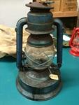 Blue Lantern by George Fox University Archives