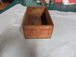 Wooden Box by George Fox University Archives