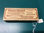 Bengue Box (empty) by George Fox University Archives