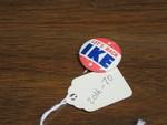 Eisenhower Campaign Lapel Pin