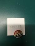 Dewey Bricker Lapel Pin