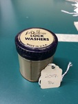 Can of Lock Washers by George Fox University Archives