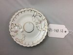 Child's Tea Set Plate by George Fox University Archives