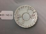 Child's Tea Set Saucer by George Fox University Archives