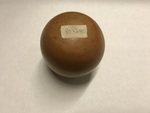 Darning Ball by George Fox University Archives