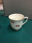 China Tea Cup by George Fox University Archives