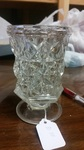 Glass Vase by George Fox University Archives