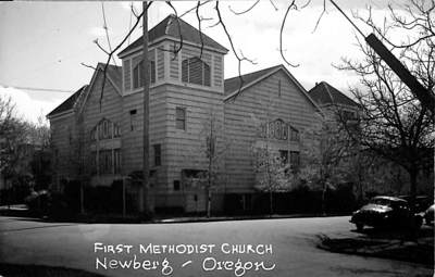 First Methodist Church, Newberg, OR