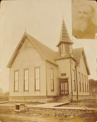 First Baptist Church, Newberg, Oregon