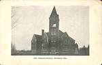 Newberg Friends Church by George Fox University Archives