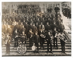 WOW Band and Drill Team by George Fox University Archives