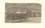 Rose Festival Parade in Newberg by George Fox University Archives