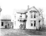 Charles Bertram Haworth Residence by George Fox University Archives