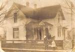 James Stewart Carrick House by George Fox University Archives