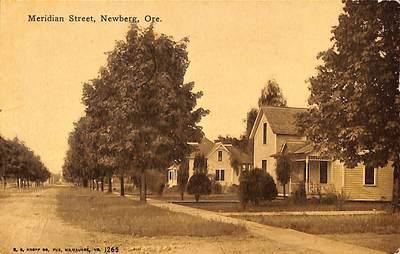Meridian Street Newberg