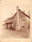 Home of Edwin and Mary Morrison by George Fox University Archives