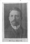 Reverend A. J. Weaver