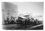 First and Main, Newberg, Oregon by George Fox University Archives
