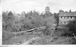 Old Mill Near Newberg by George Fox University Archives