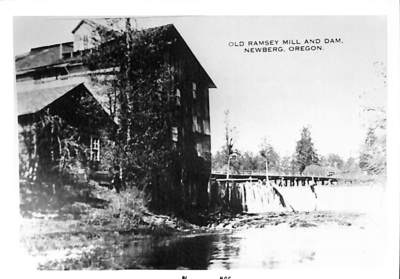 Old Ramsey Mill and Dam