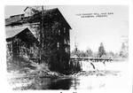 Old Ramsey Mill and Dam by George Fox University Archives