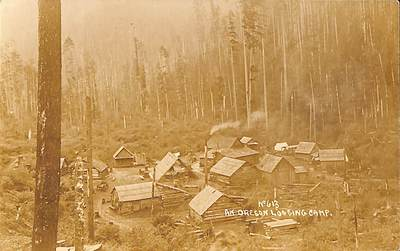 Oregon Logging Camp