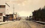 First Street Looking East by George Fox University Archives