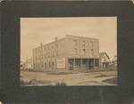 Corner Hotel by George Fox University Archives