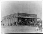 Miles Grocery and Dry Goods Store by George Fox University Archives