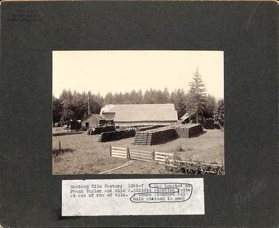 Newberg Tile Factory