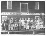 Springbrook Canning Company by George Fox University Archives