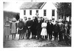 Springbrook Oregon Grade School by George Fox University Archives